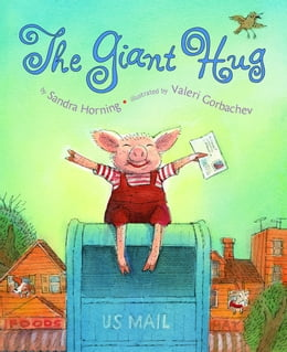 Book The Giant Hug by Sandra Horning
