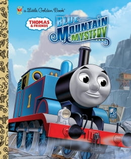 Book Blue Mountain Mystery (Thomas & Friends) by Golden Books