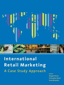 Book International Retail Marketing by Christopher Moore