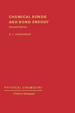 Book Chemical Bonds and Bonds Energy by Sanderson, R
