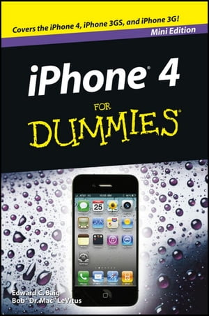 iPhone 4 For Dummies�,  Mini Edition