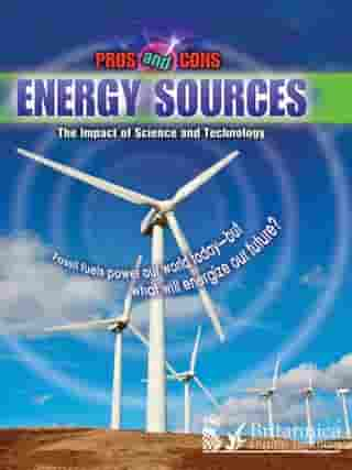 Energy Sources by Rob Bowden