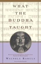 What the Buddha Taught Cover Image