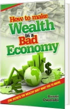 HOW TO MAKE WEALTH IN A BAD ECONOMY by Bunmi Owolabi
