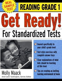 Book Get Ready! For Standardized Tests : Reading Grade 1 by Maack, Molly