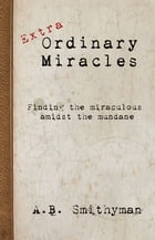 Extra-Ordinary Miracles: Finding the miraculous amidst the mundane by Andy Smithyman