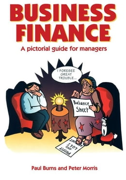 Book Business Finance: A Pictorial Guide for Managers by Burns, Paul