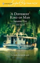 A Different Kind of Man by Suzanne Cox