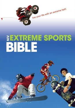 Book NIV, Extreme Sports Bible, eBook by ZonderKidz