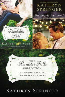 Book The Banister Falls Collection: The Dandelion Field and The Hearts We Mend by Kathryn Springer