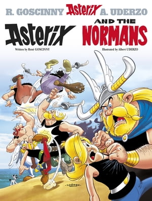 Asterix and the Normans Album 9