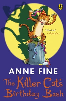 Book The Killer Cat's Birthday Bash by Anne Fine