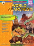World Searches, Grades 4 - 6: Facts, Puzzles, and Maps from Countries around the World f323f44d-c7a8-4ef7-9418-eeb95dd09fbf