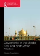 Governance in the Middle East and North Africa: A Handbook