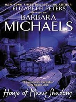 Book House of Many Shadows by Barbara Michaels