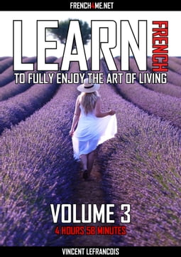 Learn French to fully enjoy the art of living (2) (4 hours 58 minutes) - Vol 3