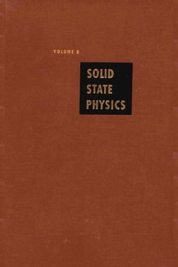 Book Solid State Physics by Seitz, Frederick