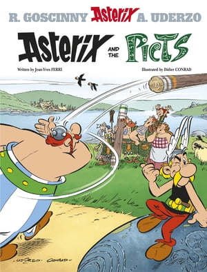 Asterix: Asterix and the Picts Album 35