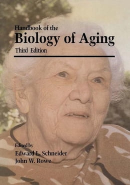 Book Handbook of The Biology of Aging by Schneider, Edward