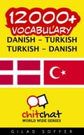 12000+ Vocabulary Danish - Turkish