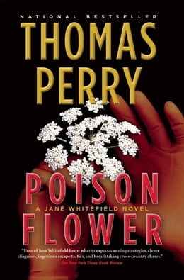 Book Poison Flower: A Jane Whitefield Novel by Thomas Perry