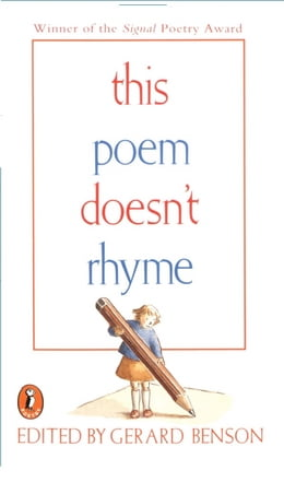 Book This Poem Doesn't Rhyme by Penguin Books Ltd