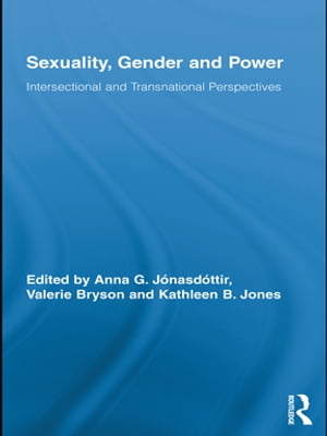 Sexuality,  Gender and Power Intersectional and Transnational Perspectives