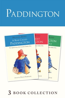 Book Paddington Novels 1-3 (Paddington) by Michael Bond