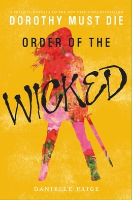 Book Order of the Wicked by Danielle Paige