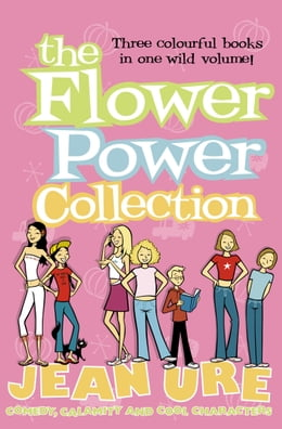 Book The Flower Power Collection by Jean Ure