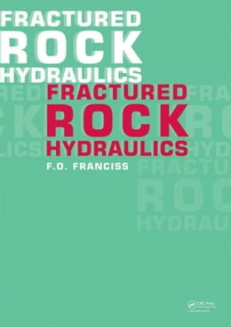 Book Fractured Rock Hydraulics by Franciss, Fernando Olavo