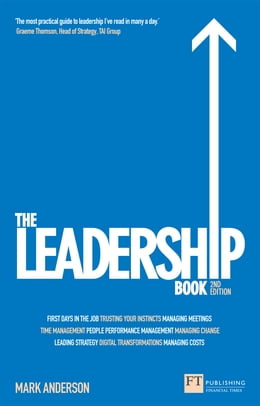 Book The Leadership Book by Mark Anderson