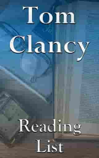 Tom Clancy: Reading List by Edward Peterson