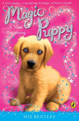 Magic Puppy: A New Beginning: A New Beginning