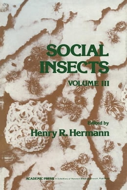 Book Social Insects V3 by Hermani, Henry