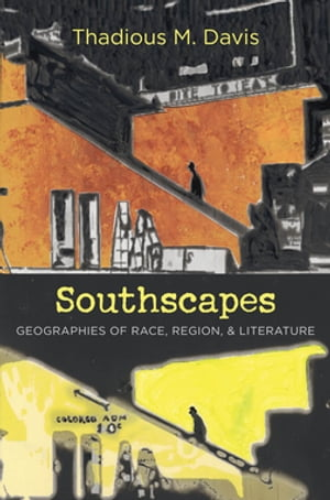 Southscapes Geographies of Race,  Region,  and Literature