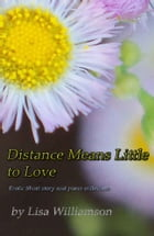 Distance Means Little to Love by Lisa Williamson