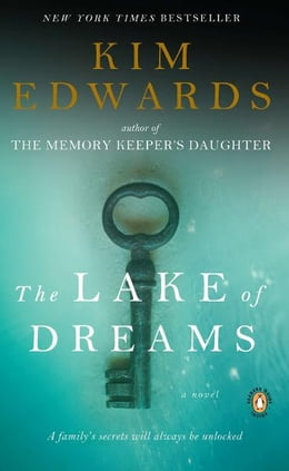 Book The Lake of Dreams: A Novel by Kim Edwards