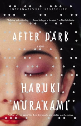 Book After Dark by Haruki Murakami