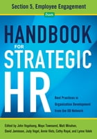 Handbook for Strategic HR - Section 5: Employee Engagement by OD Network