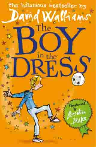The Boy in the Dress by David Walliams