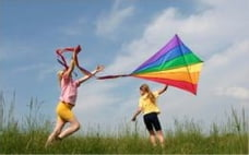 A Beginners Guide to Kite Flying and Building Kites