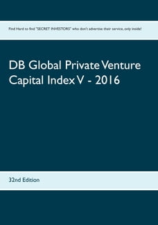 DB Global Private Venture Capital Index V - 2016: 32nd Edition