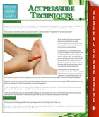 Acupressure Techniques (Speedy Study Guides) by Speedy Publishing