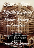 Murder, Mystery and Mayhem: Carson Reno Mystery Series by Gerald Darnell