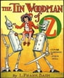 The Tin Woodman of Oz (Illustrated) Cover Image