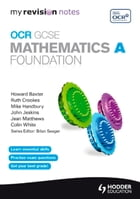 My Revision Notes: OCR GCSE Specification A Maths Foundation ePub