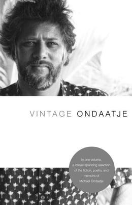 Book Vintage Ondaatje by Michael Ondaatje
