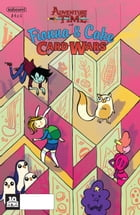 Adventure Time: Fionna & Cake Card Wars #4 by Jen Wang