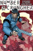 Numbercruncher #3 by Simon Spurrier
